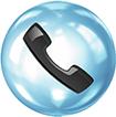 logo telephone telephonie