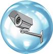 logo camera surveillance